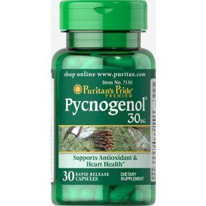 Puritan's Pride, Pycnogenol® 30 mg 30