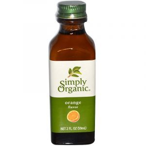 Экстракт апельсина, Almond Extract, Simply Organic, 59 мл