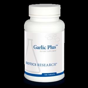 Чесночный концентрат, Garlic Plus, Biotics Research, 100 таблеток
