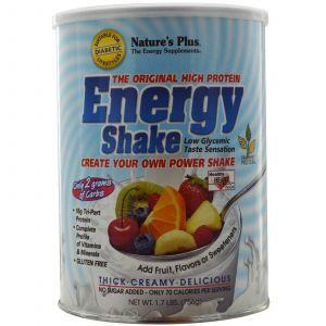 Заменитель питания, Энергия, Nature's Plus, 756 г.