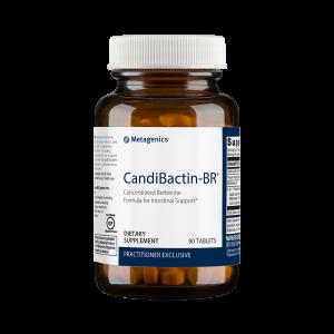 Детоксикация печени и желчного пузыря, Candibactin-BR, Metagenics, 90 таблеток