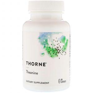 L-Теанин, Thorne Research, 90 кап. (Default)