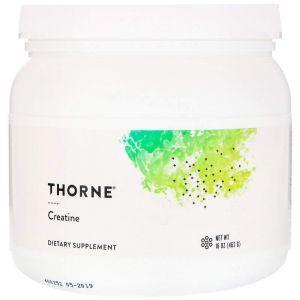 Креатин, Creatine, Thorne Research, 450 г (Default)