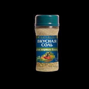 """Вкусная соль """"Для первых блюд"""", Biola, 70 гр"""