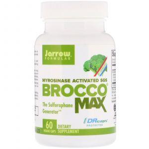 Брокколи экстракт, BroccoMax, Jarrow Formulas, 60 капсул (Default)