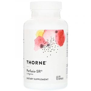 L-аргинин, Thorne Research, 120 кап. (Default)