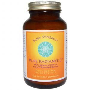 Энергия ягод и витамина С, The Synergy Company, Pure Radiance C, 120 г