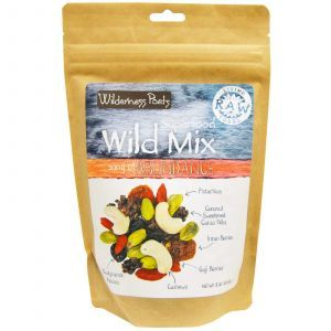 Суперпитательная орехово-ягодная смесь, Wilderness Poets, 226,8 г
