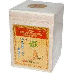 Женьшень, концентрированный чай, Ginseng Tea, Ilhwa, 50 г