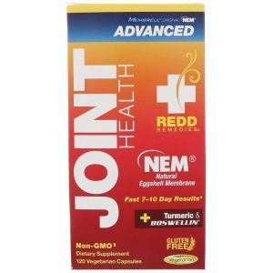 Здоровье суставов, Joint Health Advanced, Redd Remedies, 120 вегетарианских капсул