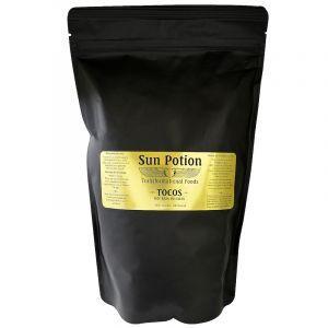 Рисовые отруби, Tocos Rice Bran Solubles, Sun Potion, органик, порошок, 400 г