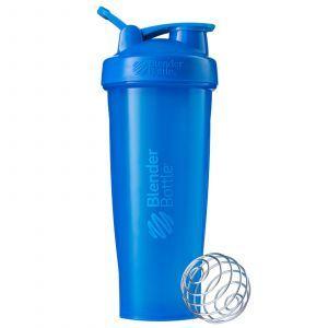 Бутылка-блендер, Classic With Loop, Cyan, Sundesa, 946 мл