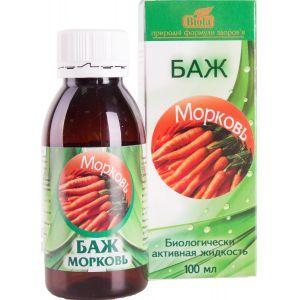 Морковь, Biola, БАЖ, 100 мл