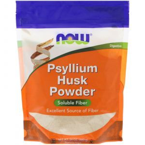Подорожник (Psyllium Husk), Now Foods, Healthy Foods, 680 гр. (Default)