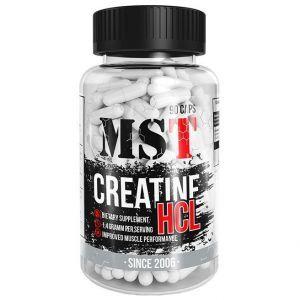Креатин гидрохлорид, Creatine HCL, MST, 130 капсул