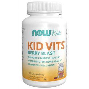 Вітаміни для дітей (Kid Vits), Now Foods, 120 таблеток