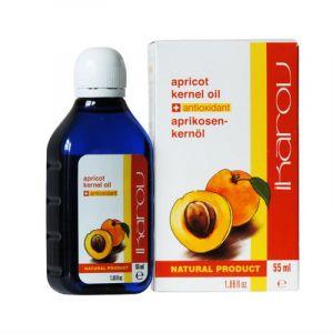 Масло абрикосовое, Apricot Kernel Oil, Ikarov, 55 мл
