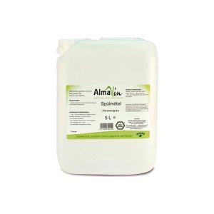 Средство для мытья посуды с лемонграссом и эвкалиптом, ALMAWIN, 5 л