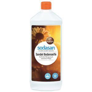 Универсальное моющее средство для пола, SODASAN, органическое, 1 л