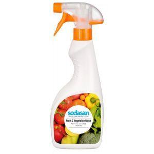 Средство для мытья овощей и фруктов, SODASAN, органическое, 500 мл