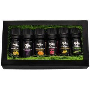 Подарочный набор эфирных масел для ухода и ароматерапии, Gift set of essential oils for care and aromatherapy, Mayur