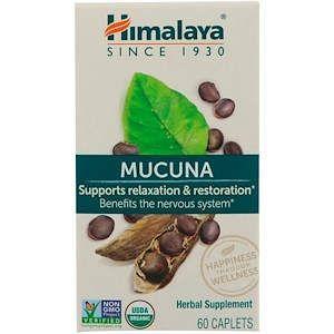 Мукуна (Капікачху), Mucuna, Himalaya, 60 таблеток