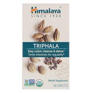 Трифала (Triphala), Himalaya, 60 таблеток