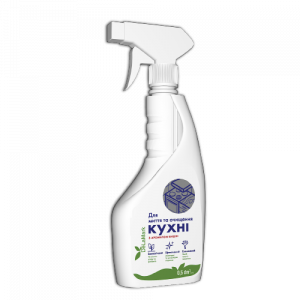 Средство для мытья и очищения кухни с ароматом вишни, DeLaMark, 0.5 л