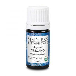 Эфирное масло орегано, Organic Oregano, Simplers Botanicals, 5 мл