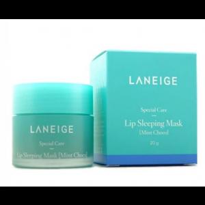"Ночная маска для губ ""Ментол и шоколад"", Laneige, 20 г"