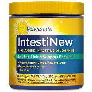 Поддержка кишечника, IntestiNew, Renew Life, (162 г)
