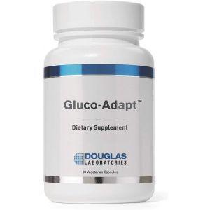 Здоровый метаболизм глюкозы, Gluco-Adapt, Douglas Laboratories, 90 капсул