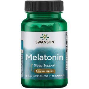 Мелатонин с натуральным вишневым вкусом, Melatonin, Nature's Bounty, 3 мг, 120 быстрорастворимых таблеток (Default)