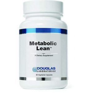Формула управления весом, Metabolic Lean, Douglas Laboratories, 60 капсул