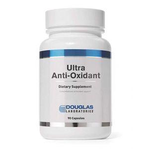 Антиоксиданты смесь, Ultra Anti-Oxidant, Douglas Laboratories, 60 капсул
