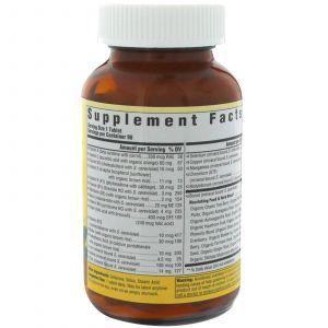 Витамины для женщин, Women Over 40, MegaFood, 40+, 90 таб. (Default)