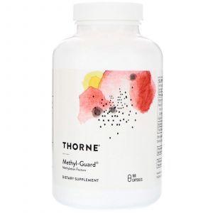 Витамины для мозга, Methyl-Guard, Thorne Research, 180 капсул (Default)