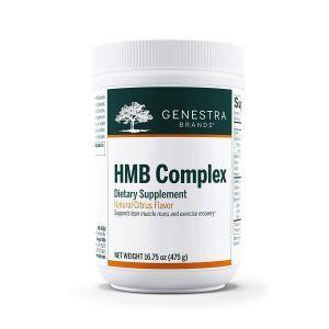 Аминокислотный комплекс, Vegetarian HMB Complex, Genestra Brands, апельсиновый вкус, 470 г