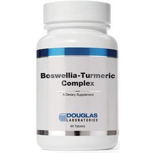 Босвелия и куркумин, Boswellia-Turmeric Complex , Douglas Laboratories, 60 таблеток