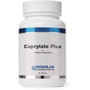 Каприловая кислота, Caprylate Plus (Formerly Candistat), Douglas Laboratories, 90 таблеток