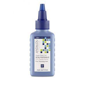 Інтенсивне лікування стоншених волосся, Thinning Hair Treatment, Andalou Naturals, 62 мл