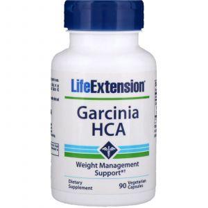 Гарциния, Garcinia HCA, Life Extension, 90 капсул (Default)