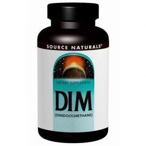 Дииндолилметан, Source Naturals, 100 мг, 60 таблеток. (Default)