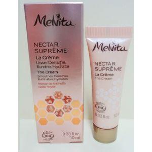 Крем для особи, Nectar Supreme The Cream Smoothes, Melvita, 10 мл