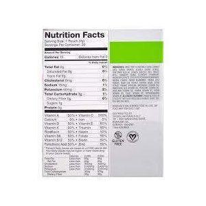 Зеленая пища, Drink Mix Vitamins, апельсин и грейпфрут, Vega, 20 пакетов по 6.8 г