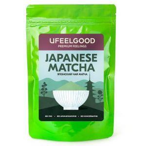 Чай Матчу, Ufeelgood, органік, японський, 100 гр.