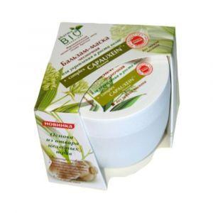 Бальзам-маска Чесночная для укрепления и роста волос, Pharma Bio Laboratory, 150 мл