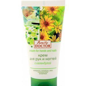 """Крем для рук и ногтей """"Интенсивное питание и защита"""" с оливковым и облепиховым маслом, VIVA OLIVA, 275 мл"""