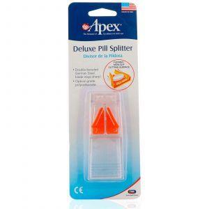 Разделитель для таблеток, Deluxe Pill Splitter, Apex, 1 шт.