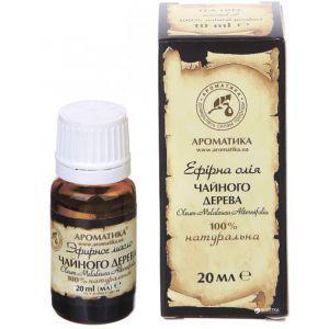Эфирное масло чайного дерева, Ароматика, 20 мл